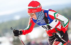 19.02.2015, Lugnet Ski Stadium, Falun, SWE, FIS Weltmeisterschaften Ski Nordisch, Langlauf, Damen, Sprint, im Bild Baher Samaneh Beirami (IRA) // during the Cross Country Ladies Sprint of the FIS Nordic Ski World Championships 2015 at the Lugnet Ski Stadium, Falun, Sweden on 2015/02/19. EXPA Pictures © 2015, PhotoCredit: EXPA/ JFK