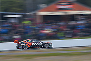 19th May 2018, Winton Motor Raceway, Victoria, Australia; Winton Supercars Supersprint Motor Racing; Scott Pye drives the number 2 Walkinshaw Andretti United Holden Commodore ZB during race 13 of the 2018 Supercars Championship
