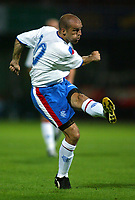 Fotball<br /> Skottland 2004/05<br /> Treningskamp<br /> Glasgow Rangers v Roma<br /> Kapfenberg - Østerrike<br /> 20. juli 2004<br /> Foto: Digitalsport<br /> NORWAY ONLY<br /> Alex Rae (Rangers)