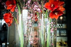 Ana Roš, najboljša kuharska mojstrica leta 2017 na svetu po izboru akademije 50 najboljših restavracij na svetu<br /> // Portrait of Ana Ros, World's Best Female Chef 2017 who appeared on Netflix's Chef's Table series last year, on March 21, 2017 in Hotel Slon, Ljubljana, Slovenia. Photo by Vid Ponikvar / Sportida