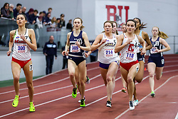 ECAC/IC4A Track and Field Indoor Championships<br /> 1000 meters, women, start