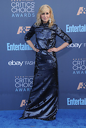 Judith Light  bei der Verleihung der 22. Critics' Choice Awards in Los Angeles / 111216