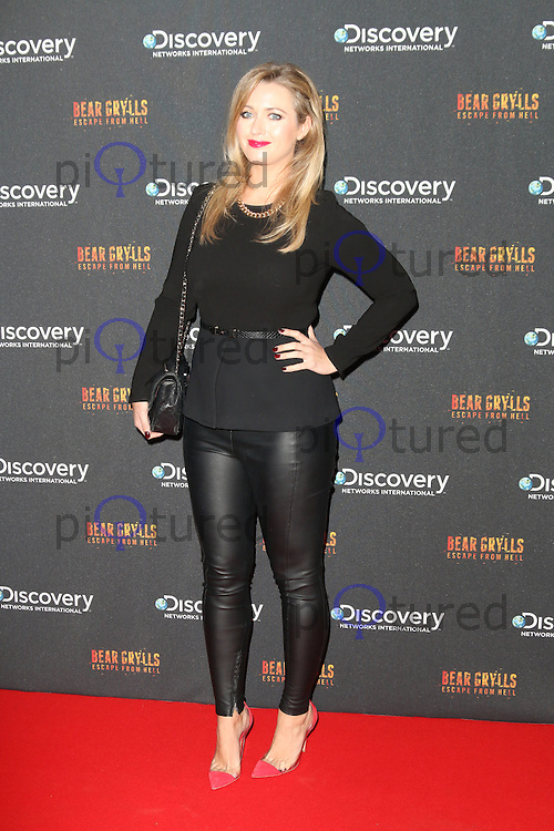 Bear Grylls Escape From Hell Launch Party Celebrity