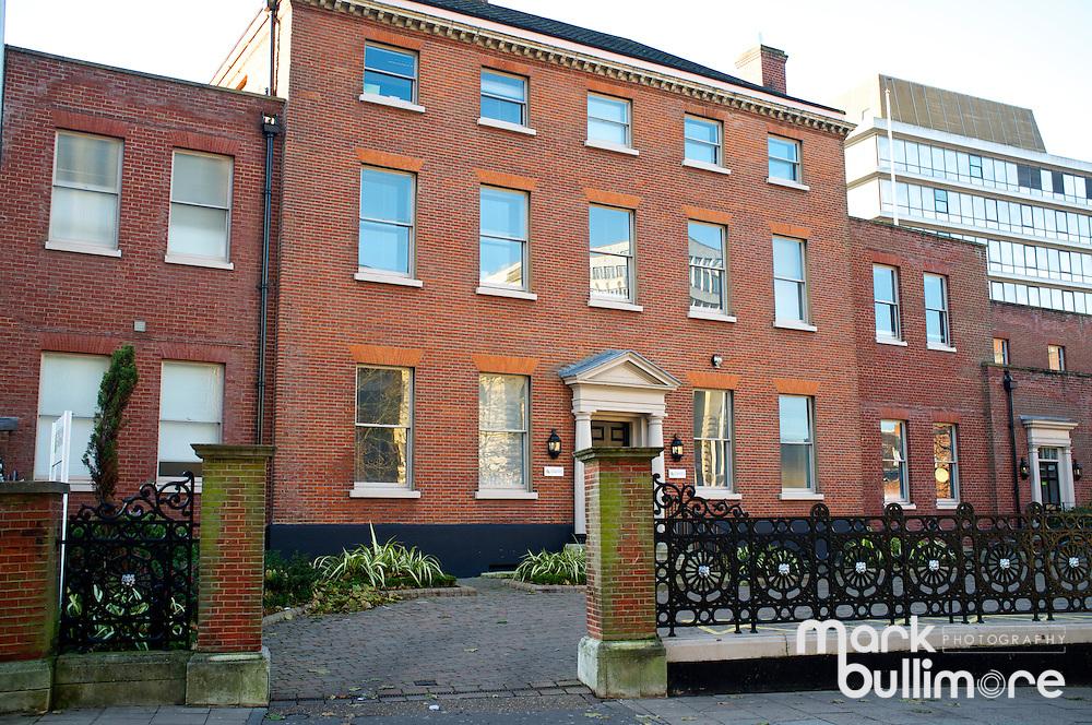 Norwich Free School on Surrey Street