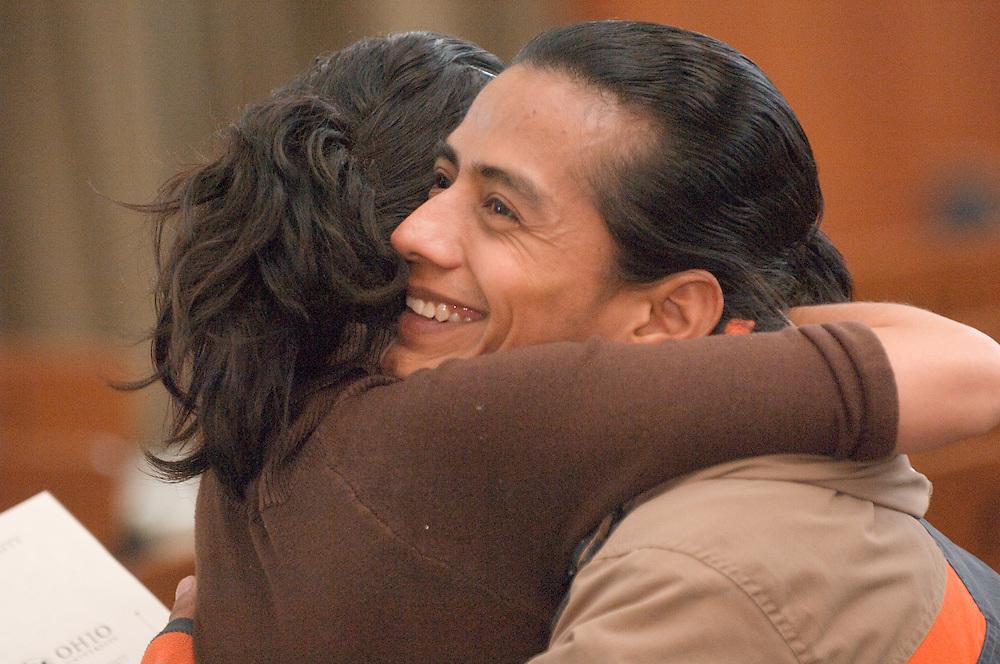 18496Sponsored International Students Reception: Nov 7th, 2007...Alberto Torres Cerrato