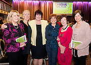 Mary Murphy, Grattan Pk., Ann Tully Cavan, Geraldine Flannery Mangan, Cork, Kathleen Glynn (Celebrating a special Birthday),from Galway,  Mary O Toole Oranmore and Finola McGuinness Salthillat the Radisson Blu Hotel for Galway 1st ever Choir Factor in aid of Kilcuan Retreat and Healing Centre in Clarinbridge, Co. Galway. The event organised by the Corrib Lions Club was won by the Marine Institute Choir directed by Carmel Dooley. Picture:Andrew Downes