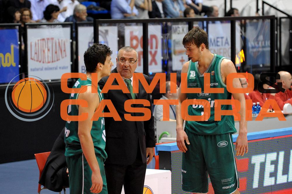 DESCRIZIONE : Biella Lega A 2010-11 Angelico Biella Benetton Treviso<br /> GIOCATORE : Jasmin Repesa Donatas Motiejunas Alessandro Gentile<br /> SQUADRA : Benetton Treviso<br /> EVENTO : Campionato Lega A 2010-2011 <br /> GARA : Angelico Biella Benetton Treviso<br /> DATA : 03/04/2011<br /> CATEGORIA : Ritratto Delusione<br /> SPORT : Pallacanestro <br /> AUTORE : Agenzia Ciamillo-Castoria/ L.Goria<br /> Galleria : Lega Basket A 2010-2011  <br /> Fotonotizia : Biella Lega A 2010-11 Angelico Biella Benetton Treviso<br /> Predefinita :