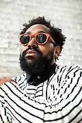 PJ Morton photographed at architect Lee Ledbetter house in New Orleans on Monday, October 2, 2017. (Photo by Chris Granger, NOLA.com | The Times-Picayune)