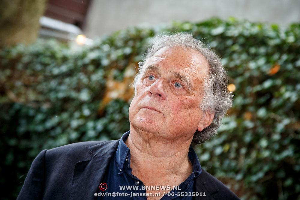 NLD/Amsterdam/20150331 - Boekpresentatie Altijd Viareggio van Rick Nieman, Jan Cremer
