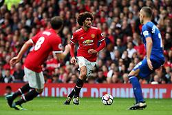 Marouane Fellaini of Manchester United - Mandatory by-line: Matt McNulty/JMP - 17/09/2017 - FOOTBALL - Old Trafford - Manchester, England - Manchester United v Everton - Premier League