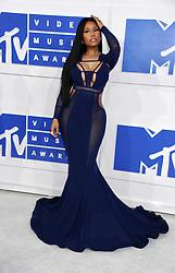 Nicki Minaj arriving at the MTV Video Music Awards at Madison Square Garden in New York City, NY, USA, on August 28, 2016. Photo by ABACAPRESS.COM  | 560634_013 New York City Etats-Unis United States