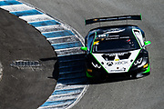 September 21-24, 2017: Lamborghini Super Trofeo at Laguna Seca. Richard Antinucci (Pro), Change Racing, Lamborghini Carolinas, Lamborghini Huracan LP620-2