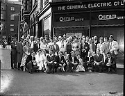 22/06/1957<br /> 06/22/1957<br /> 22 June 1957<br /> <br /> Special fr Wilson Young - GEC (General Electric Company) Outing to Courtown Harbour