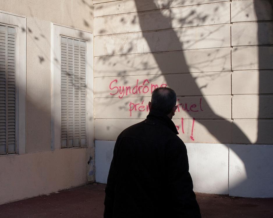 Marseille, Syndrôme prémenstruel rebel !