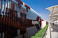 shanghai world expo 2010 - argentinan pavillion