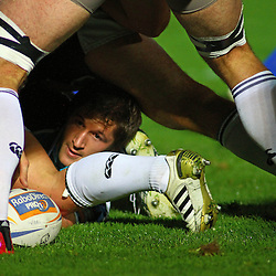 Glasgow Warriors v Connhalt | RaboDirect PRO 12 | 21 September 2012