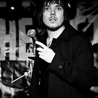 Underclass performing live at The Aftershow, Moho Live, Manchester, UK, 2009-01-30