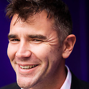 UK. London.Documentary film maker Ivan Massow who has made a film with Joan Collins called 'Banksy's coming to dinner'..Photographed fro The Times in Central London