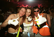 Three people at a rave, DREAM F.M 15 MARCH 1996