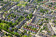 Nederland, Noord-Brabant, Sint-Michielsgestel, 27-05-2013; Nieuwbouwwijk met eengezinswoningen.<br /> New housing estates w. family homes.<br /> luchtfoto (toeslag op standard tarieven)<br /> aerial photo (additional fee required)<br /> copyright foto/photo Siebe Swart