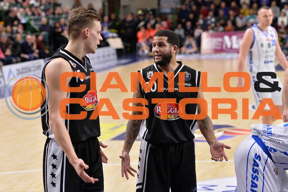 SASSARI 08 GENNAIO 2017<br /> LegaBasket Serie A 2016/2017<br /> Dinamo Banco di Sardegna Sassari - Pasta Reggia Juve Caserta<br /> NELLA FOTO Darryl Jackson<br /> FOTO CIAMILLO