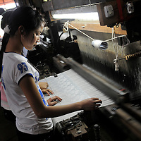 Vietnam | Industry | Silk weaving | Buon Ma Thuot |