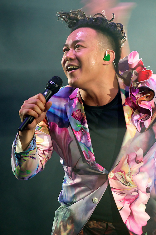 Eason Chan Concert at Hershey Centre