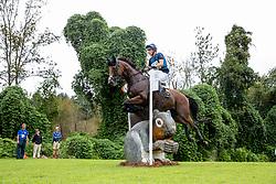 SVENNERSTAL Ludwig (SWE), Stinger<br /> Tryon - FEI World Equestrian Games™ 2018<br /> Vielseitigkeit Teilprüfung Gelände/Cross-Country Team- und Einzelwertung<br /> 15. September 2018<br /> © www.sportfotos-lafrentz.de/Stefan Lafrentz