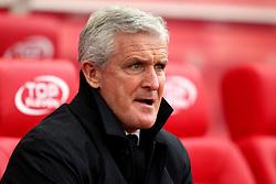 Stoke City manager Mark Hughes - Mandatory by-line: Matt McNulty/JMP - 30/09/2017 - FOOTBALL - Bet365 Stadium - Stoke-on-Trent, England - Stoke City v Southampton - Premier League