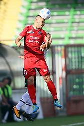 """Foto /Filippo Rubin<br /> 28/10/2017 Cesena (Italia)<br /> Sport Calcio<br /> Cesena vs Novara - Campionato di calcio Serie B ConTe.it 2017/2018 - Stadio """"Dino Manuzzi""""<br /> Nella foto: GENNARO ARMENO<br /> <br /> Photo /Filippo Rubin<br /> October 28, 2017 Cesena (Italy)<br /> Sport Soccer<br /> Cesena vs Novara - Italian Football Championship League B ConTe.it 2017/2018 - """"Dino Manuzzi"""" Stadium <br /> In the pic: GENNARO ARMENO"""