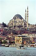 Suleymaniye Mosque in Suleymaniye area..ISTANBUL, Androniki Christodoulou/WorldPictureNews