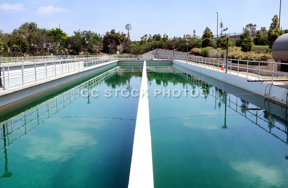 Irvine Ranch Water District Chlorine Contact Basin
