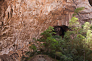 Januaria_MG, Brasil...O Parque Nacional Cavernas do Peruacu abriga mais de 140 cavernas, uma tribo indigena, os Xakriabas e mais de 80 sitios arqueologicos catalogados em Januaria, Minas Gerais. ..Cavernas do Peruacu National Park , there are 140 caves and indigenous tribe, the Xakriaba and more than 80 archaeological sites cataloged in Januaria, Minas Gerais...Foto: LEO DRUMOND / NITRO