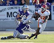 Football (NCAA) Kansas State vs. Iowa State 10/28/2006