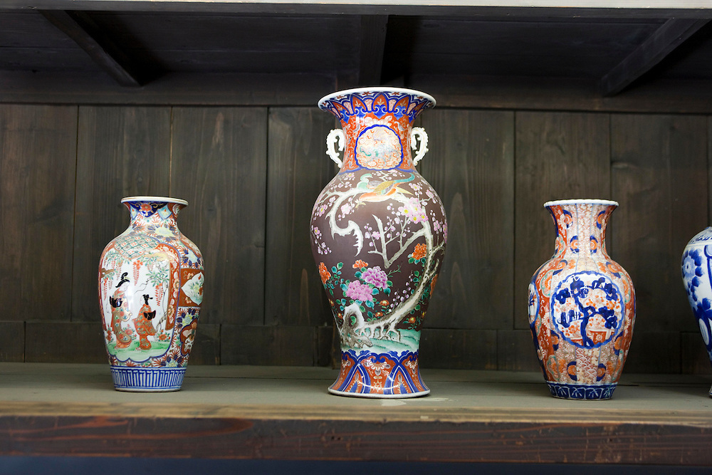 typical Imari ware  is an Arita porclien that was exported from the nearby port town of Imari. most of it was made for export to europe.