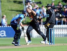 Wellington-Cricket-HRV 20/20 semi final, Firebirds v Aces