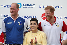 King Power Royal Charity Polo Day - 10 July 2019