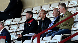 Bristol City Manager Lee Johnson watches the preseason friendly at Weymouth - Mandatory by-line: Robbie Stephenson/JMP - 13/07/2016 - FOOTBALL - Bob Lucas Stadium - Weymouth, England - Weymouth FC v Bristol City Under 21s - Pre-season friendly