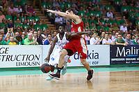 Pooh Jeter  - 20.06.2015 - Limoges / Strasbourg - Finale Pro A<br /> Photo : Manuel Blondeau / Icon Sport