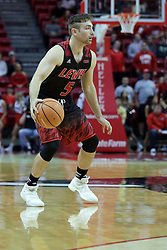 05 November 2017:   Marco Pettinato during aLewis College Flyers and Illinois State Redbirds in Redbird Arena, Normal IL