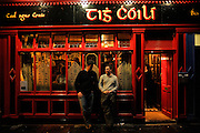 "Galway, the ""Younghest city of Ireland"" is famous for the evening life of his pubs full of students of the local university."