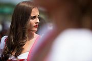 July 21-24, 2016 - Hungarian GP, Grid Girl