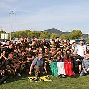 Firenze 01/04/2017 Stadio Mario Lodigiani<br /> Finale Trofeo Eccellenza 2016/2017<br /> Fiamme Oro vs Rugby Viadana