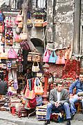 Marketplace scene, Istanbul, Turkey