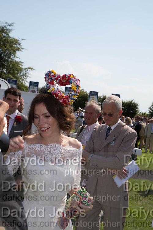 ANNA FRIEL, Glorious Goodwood. Thursday.  Sussex. 3 August 2013