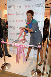 GEMMA CAIRNEY at the launch of the Benefit Global Flagship Boutique at 10 Carnaby Street, London on 11th September 2013.