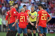 Spain v Russia 010718 B