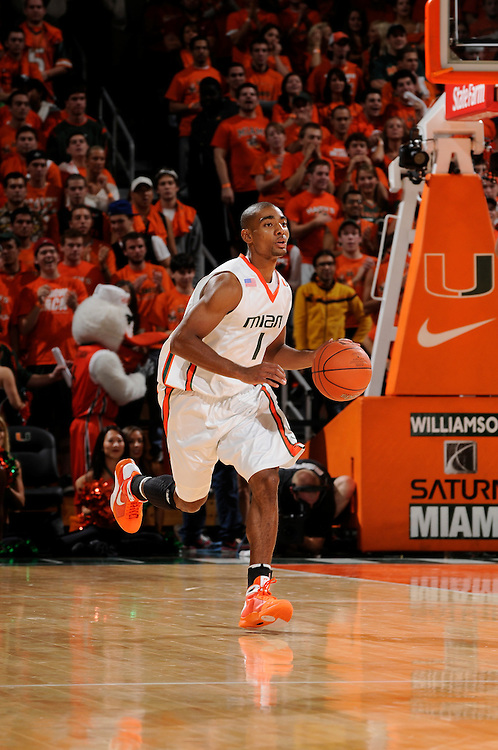 2009 University of Miami Men's Basketball vs Ohio State