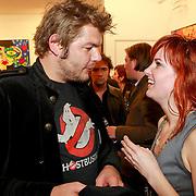 NLD/Amsterdam/20110324 - Opening Hers and His expositie van Eddy Zoey, Sander Lantinga en Marieke