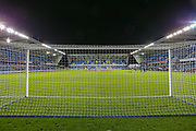 A general view of the stadium before the EFL Sky Bet Championship match between Millwall and Nottingham Forest at The Den, London, England on 6 December 2019.